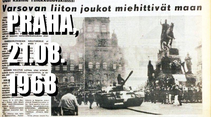 Tsekkoslovakia 1968