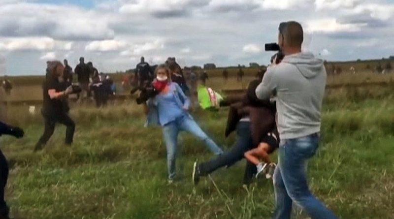 Naiskuvaaja kampitti unkarin ja Serbian rajalla – kolme vuotta ehdollista vankeutta