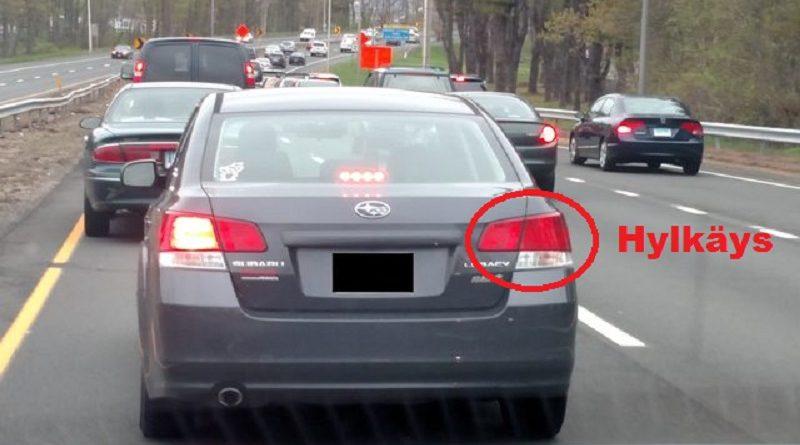 Trafi keksinyt keinon millä voi hylätä lähes jokaisen auton katsastuksessa