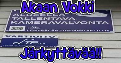 KansallisTv kävi kuvaamassa Akaan Vokkia (Video)