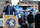 Suomi ensin -liikkeen tila herätti keskustelua Suomi-maidanilla