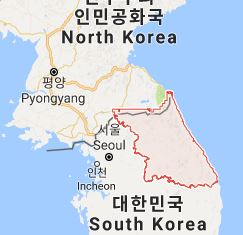 Yhdysvallat pommitti Pohjois-Korean rajamailla